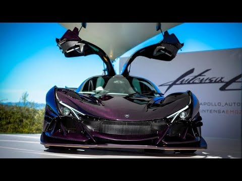 Top 10 Most Expensive cars in the world (2018-2019)