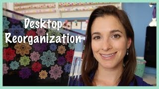 Desktop Reorganization (2014) Thumbnail