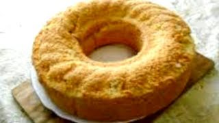 Простой рецепт бисквита\\без лишних заморочек часть 1
