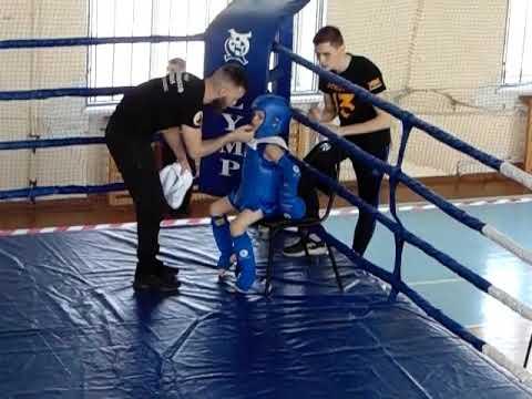 Улан-Удэ Чемпионат и первенство РБ по тайскому боксу Ч.2.01.03.2019 г