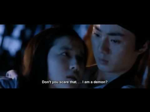 KowahanaTV Yifei Kissing Scene   liu yifei scene in Demon Hunter Martial Art Action Movie, 2014 1 thumbnail