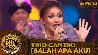 TRIO CANTIK! Ayu Ting Ting, Vega Darwanti, Okky Lukman [SALAH APA AKU ] - Kontes KDI Eps 12 (7/10)