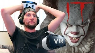 "PLAYING ""IT"" ON VR!! 