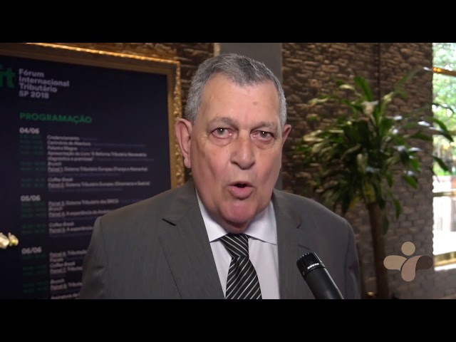 FIT 2018 | Arnaldo Faria de Sá - Deputado Federal   PP