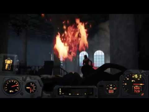 Fallout 4 EP 14. Boston library