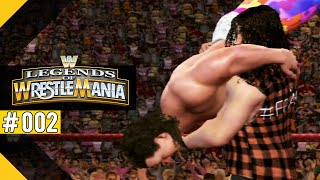 WWE LEGEND KILLER MODE [PS3] #02 -  EINIGES zu tun! ● Let's Play WWE Legends of WrestleMania