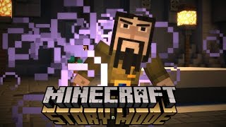 "Minecraft: Story Mode ""Duel with Ivor!"" Episode 2 Walkthrough (Part 3)"