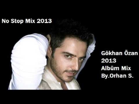 Gökhan Özan No Stop Album Mix 2013 By Orhan S.