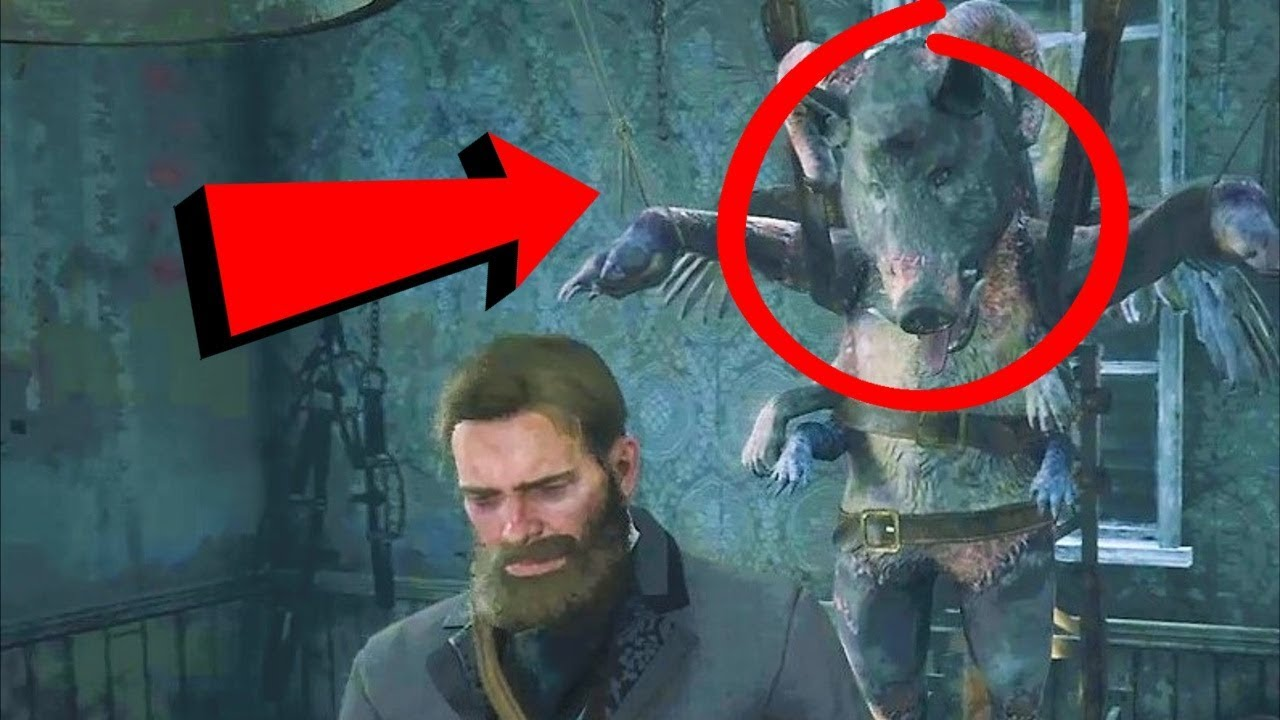 The 6 Creepiest Easter Eggs Hidden in Video Games (Part 2 ...