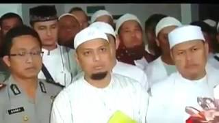 Ustadz Arifin Ilham marah