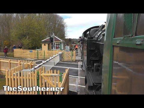 "Swanage Railway - ""Spring Steam Gala"" -"