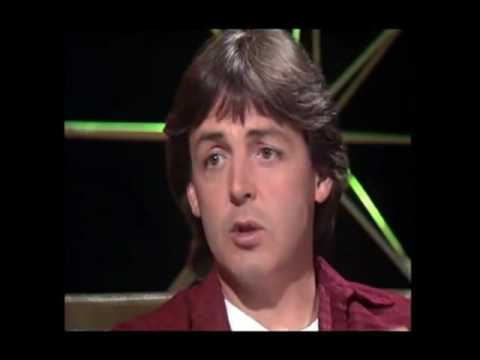 Faul McCartney, (Not Real Paul) Interview for Tim Rice 1980 Part one .(HD)