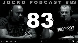 Jocko Podcast 83 w/ Echo Charles: How to Stop Making Excuses. Your Children Are Watching.