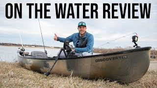 Old Town Discovery 119 On The Water Review