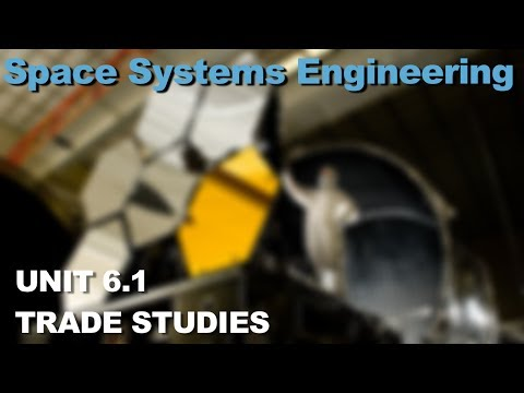 Introduction to Trade Studies- Space Systems Engineering 101 w/ NASA