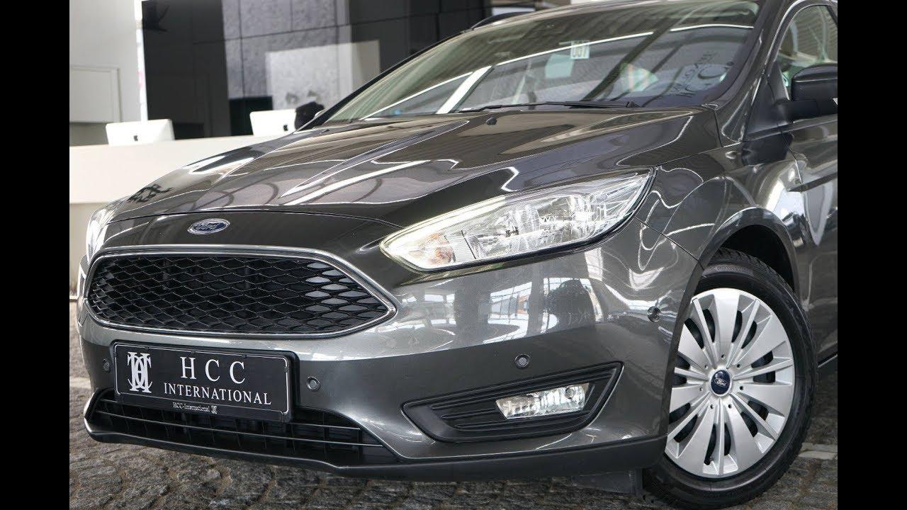 Hcc International Ford Focus Turnier 1 5 Tdci Business Navi Winterpak