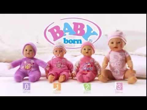 Baby Born Lalki Dla Dzieci W Każdym Wieku Reklama Www