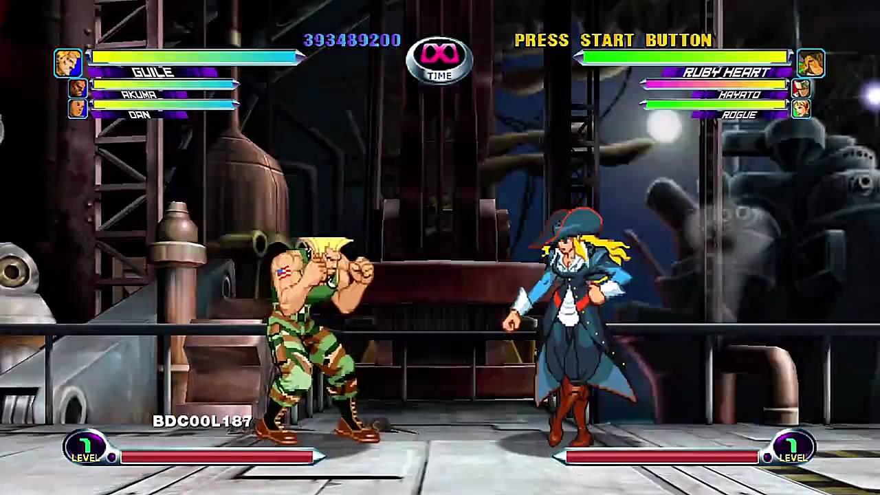 Marvel vs  Capcom 2 | Delisted Games