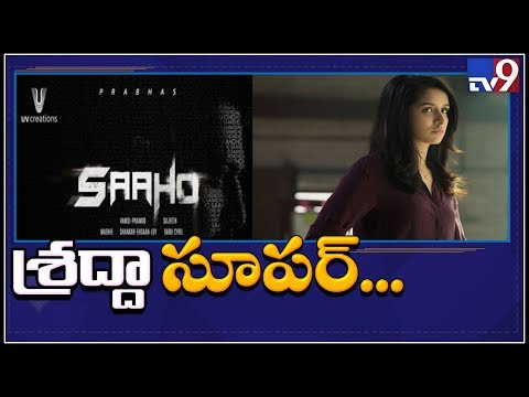 Shraddha Kapoor was best choice for film: 'Saaho' director Sujeeth - TV9 Mp3