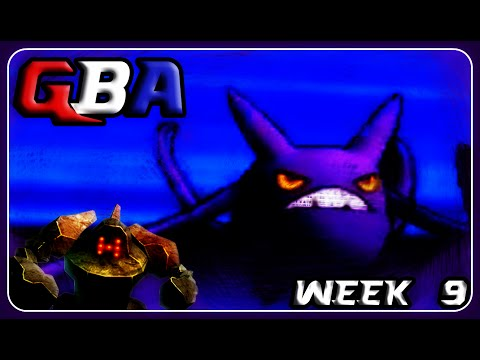 Pokemon GBA week 9 Long Island RegiRockies vs Winnipeg Aqua Jets- One Turn Shy of the American Pie