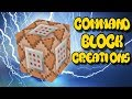 Minecraft Command Block Creations Xbox One Lightning Spell