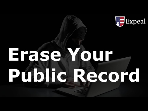 How To Erase Your Public Records From The Internet With RecordSweeper