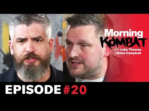 Wilder Vs. Ortiz II, Mayweather Comeback, Jon Jones Vs. Dominick Reyes | MORNING KOMBAT | Ep. 20