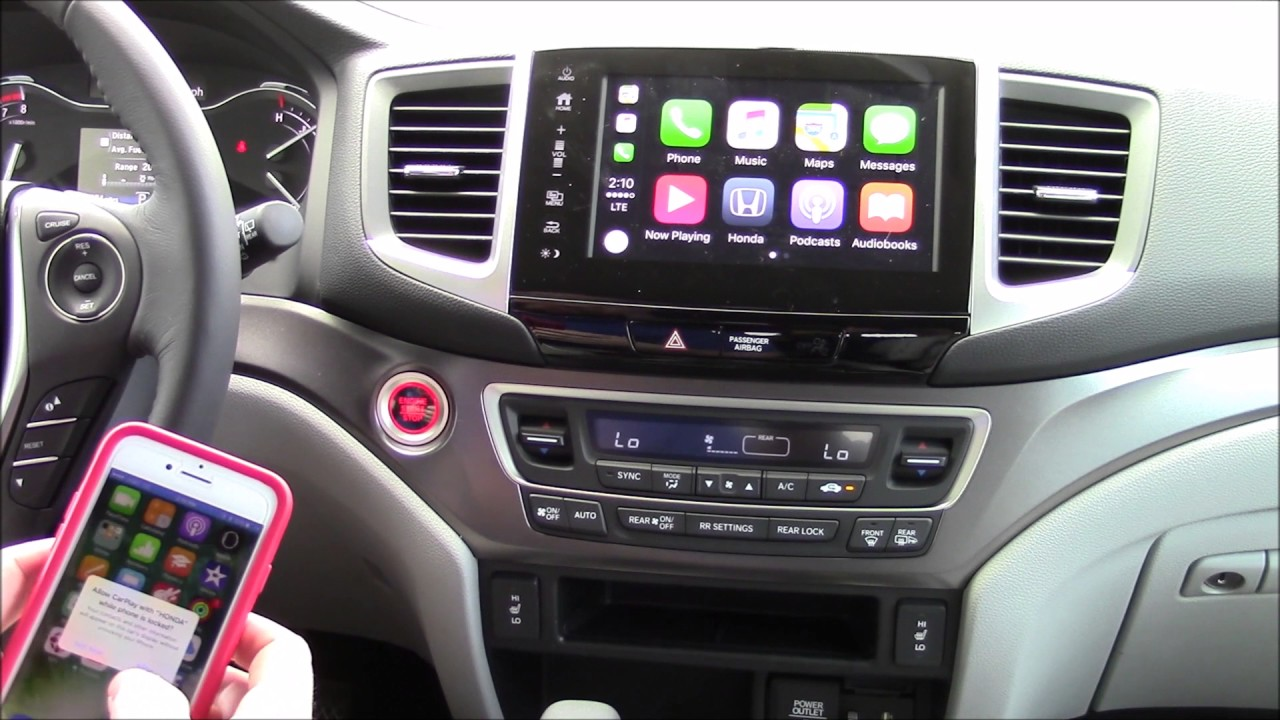 apple carplay honda accord  motaveracom