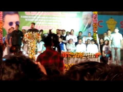 Akbaruddin owaisi speech today in Dharavi Mumbai 03.02.2017