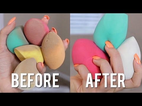 BEAUTY BLENDER HACK!