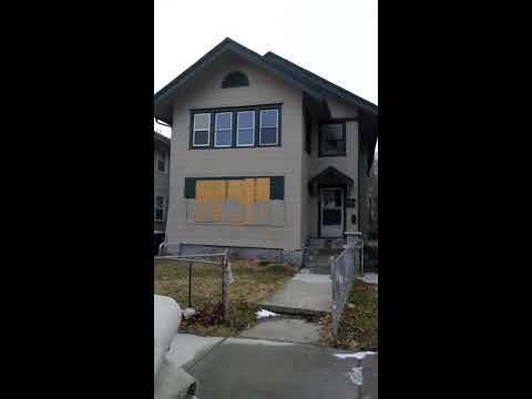 Vacant Duplex For Sale in Kansas City, Missouri: $53,000 Cash Only$ 2 bedrooms, 1 bath in each unit