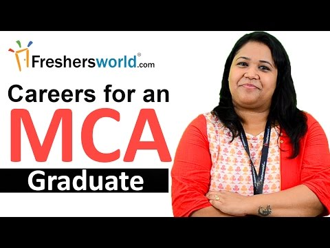 Career and Scope for an MCA Graduate – List of Job profiles, Salaries, Institutes