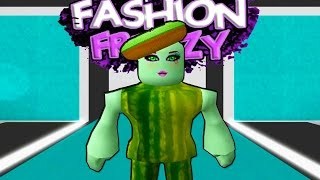 CAN MY BF GET ME FIRST PLACE ON FASHION FRENZY? Roblox