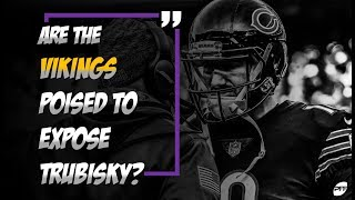 Are the Vikings poised to expose Mitch Trubisky?   PFF