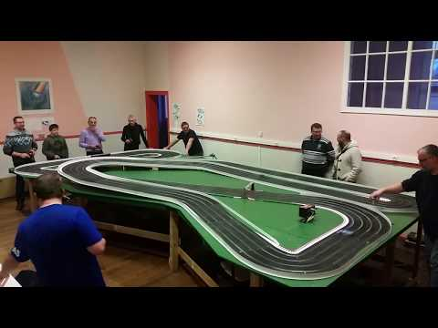 Circuit NINCO 2018 Slot Racing PSR57