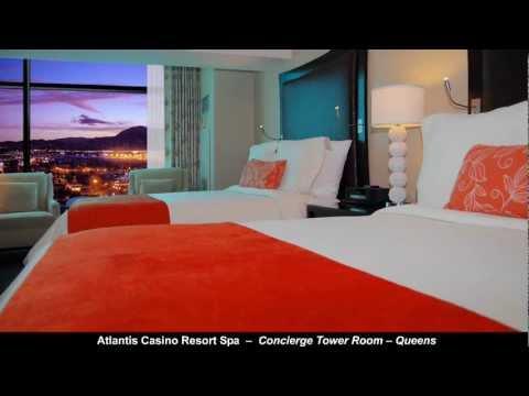 Atlantis Casino Resort Spa - Reno Nevada - Concierge Hotel Tower