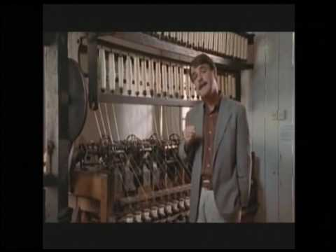 Richard Arkwright\'s Water Frame - YouTube