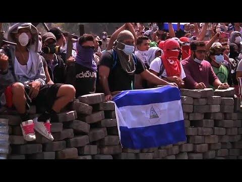 euronews (in Italiano): Scontri in Nicaragua: 25 è il nuovo bilancio delle vittime