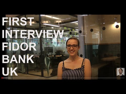 BREAKING What is Fidor Bank UK? First Interview [FinTech, Banking Innovation]