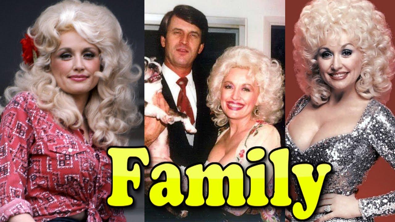 Dolly Parton Family With Husband Carl Thomas Dean 2019 - YouTube