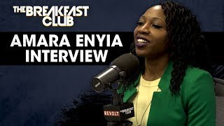 Amara Enyia Speaks On Unifying Chicago, Reducing Crime At The Root, Her Run For Mayor + More