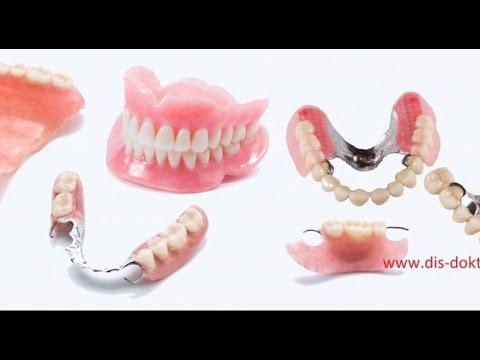 Diş Protezleri ve Faydaları