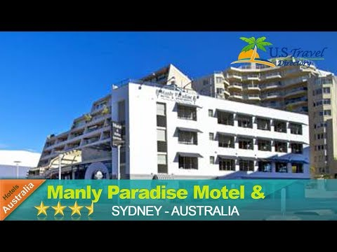 Manly Paradise Motel & Apartments - Sydney Hotels, Australia