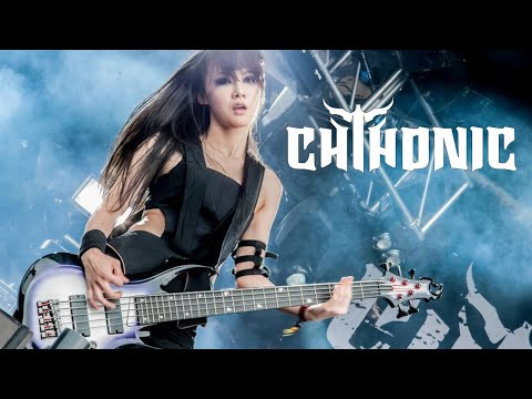 Chthonic (live at Brutal Assault 19)