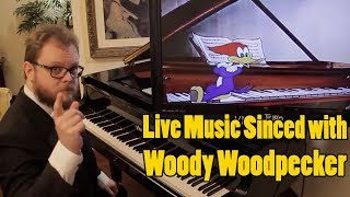 Concert with Video- Woody Woodpecker - Musical Moments From Ch…