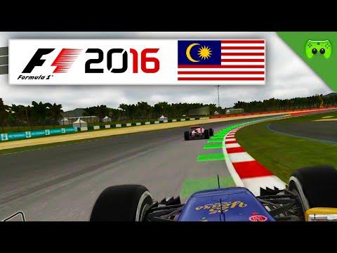 PROBLEM-DNER | Malaysia 1/2 🎮 F1 2016 #87