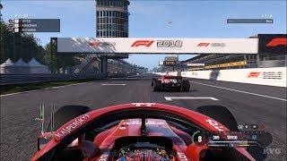 F1 2018 - Autodromo Nazionale Monza (Italian GP) - Gameplay (PC HD) [1080p60FPS]