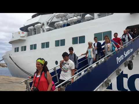 Porto Santo Madeira 1-Day Trip (long) pt. 1 4K