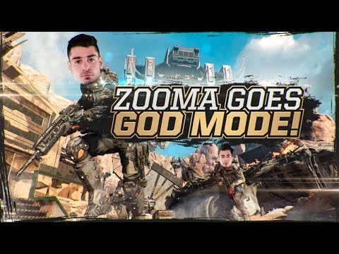 FAZE ZOOMAA GOES GOD MODE!