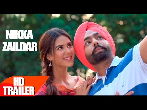 Nikka Zaildar | Official Trailer | Ammy...